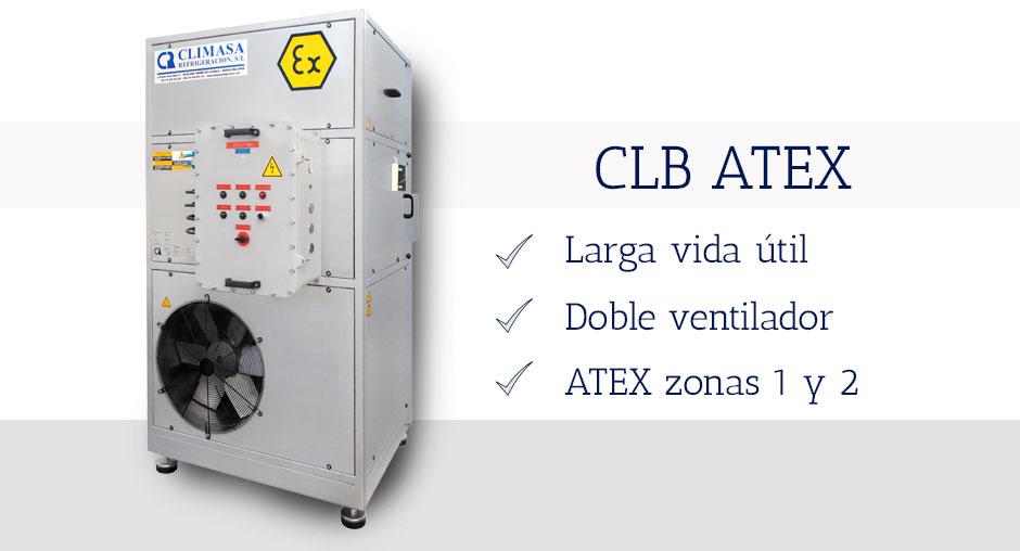 HVAC ATEX Climasa Refrigeración