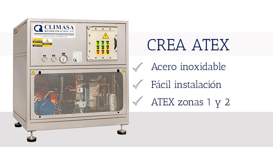 CHILLERS ATEX Climasa Refrigeración